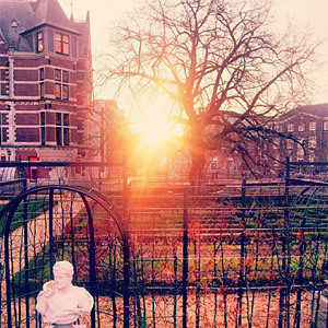 square-sunrise-amsterdam